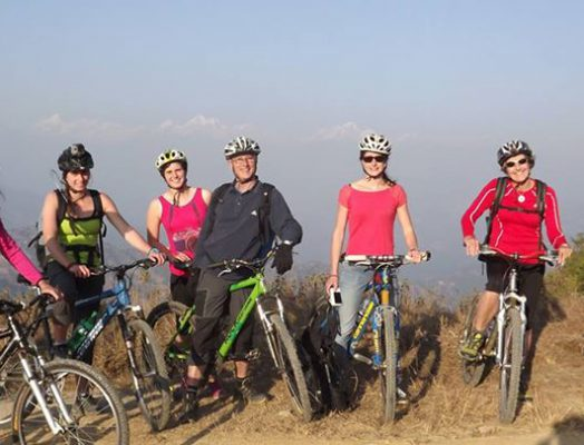 Mountain Biking and Canyoning 1N/2D