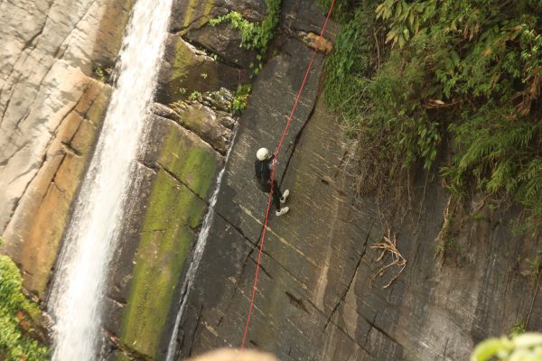 One Day Canyoning