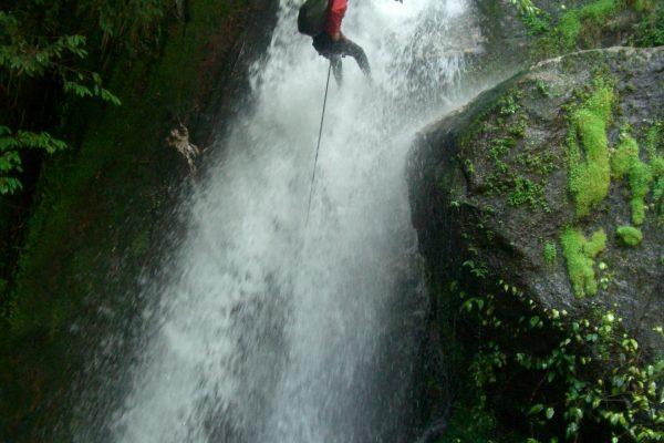 Mountain Biking & Canyoning (1N/2D)